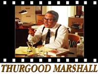 Image of Thurgood Marshall's Coming!