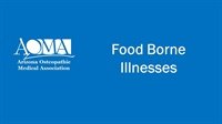 Image of Food Borne Illnesses