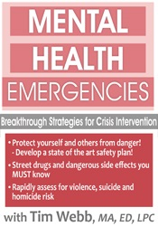 Image ofMental Health Emergencies: Breakthrough Strategies for Crisis Interven