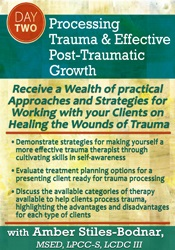 Image of2-Day Trauma-Informed Treatment Conference: Day 2: Processing Trauma &