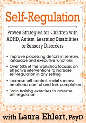 Image ofSelf-Regulation: Proven Strategies for Children with ADHD, Autism, Lea
