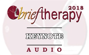 Image of BT18 Keynote 05 - Feeling Great: High-Speed Cognitive Therapy - David