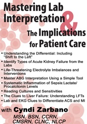 Image of Mastering Lab Interpretation & The Implications for Patient Care