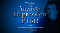 Image ofWorkshop on Anxiety, Depression, PTSD with Consecutive Portuguese Tran