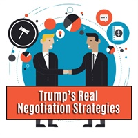 Image ofTrump's Real Negotiation Strategies, presented by Marty Latz | sponsor