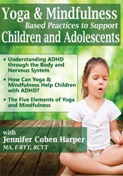 Image of Yoga & Mindfulness Based Practices to Support Children & Adolescents w