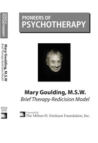 Image of Brief Therapy-Redecision Model - Mary Goulding