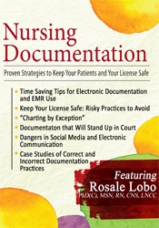Image of Nursing Documentation: Proven Strategies to Keep Your Patients and You