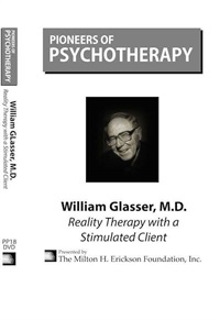 Image of Reality Therapy with a Simulated Client - William Glasser