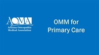 Image of OMM for Primary Care