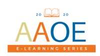 Image of AAOE 2020 E-Learning Series