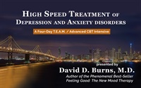 Image of High-Speed Treatment of Depression and Anxiety Disorders