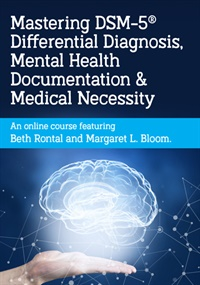 Image of Mastering DSM-5® Differential Diagnosis, Mental Health Documentation &