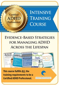 Image ofCertified ADHD Professional (ADHD-CCSP) Intensive Training Course: Evi
