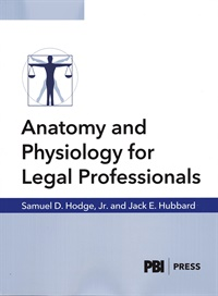 Image of Anatomy and Physiology for Legal Professionals