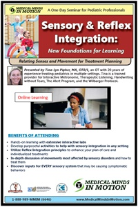 Image ofSensory & Reflex Integration: New Foundations for Learning