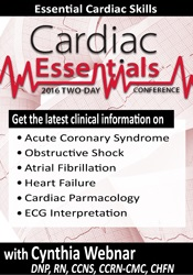 Image of2-Day Cardiac Essentials Conference: Day One: Essential Cardiac Skills