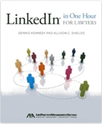 Image of LinkedIn in One Hour for Lawyers